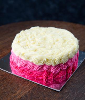 Ombré Cakes